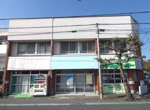 兼松店舗の外観写真