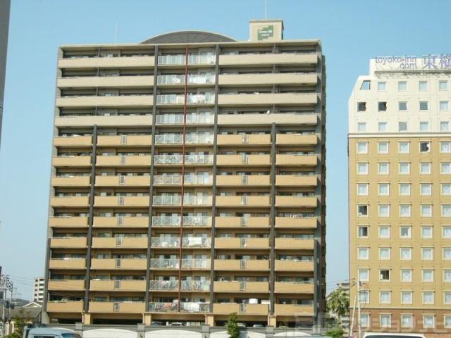 グリーンヒル宮崎駅前 904の外観写真