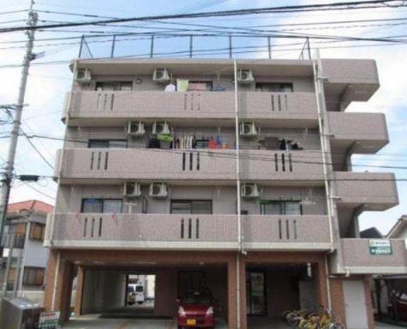 第4松田ビルの外観写真