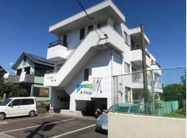 コーポラス橋本の外観写真