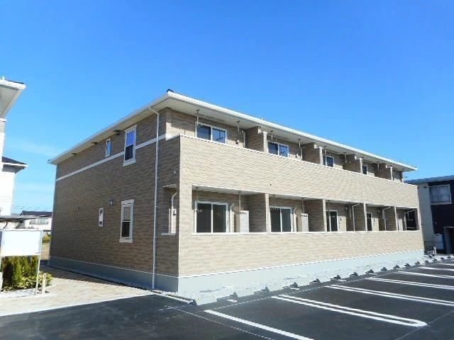 メゾンクレールⅢの外観写真