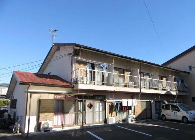 第3高江柄アパートの外観写真