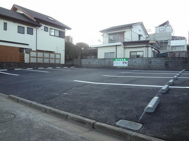 満天駐車場の外観写真