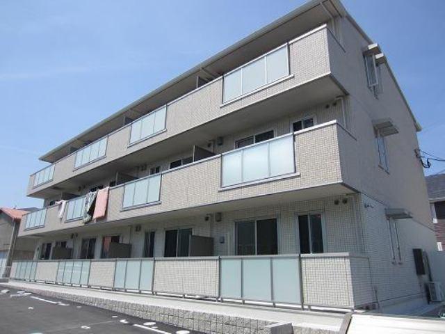 仮)D-room大島町の外観写真