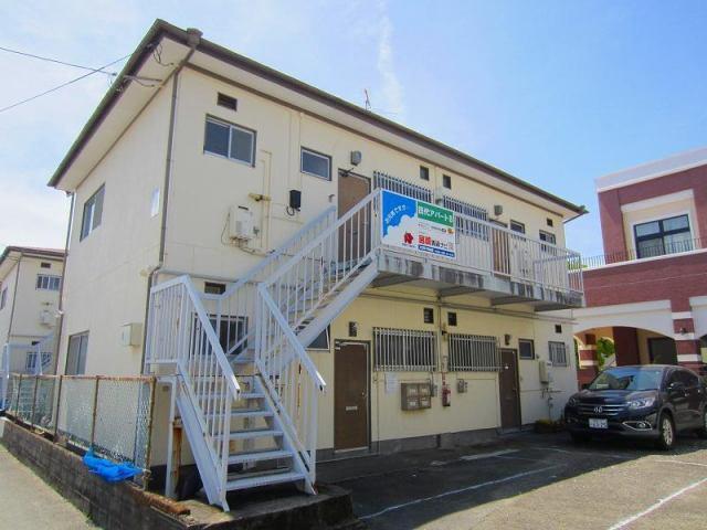 田代アパートBの外観写真