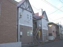 ビラ中倉の外観写真