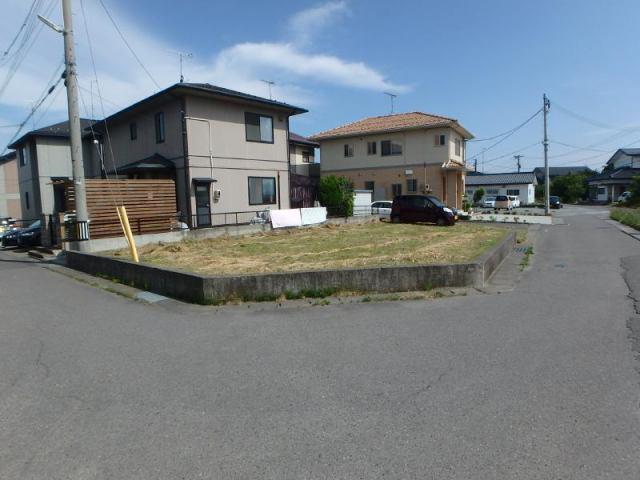 喜久田町菖蒲池の売地