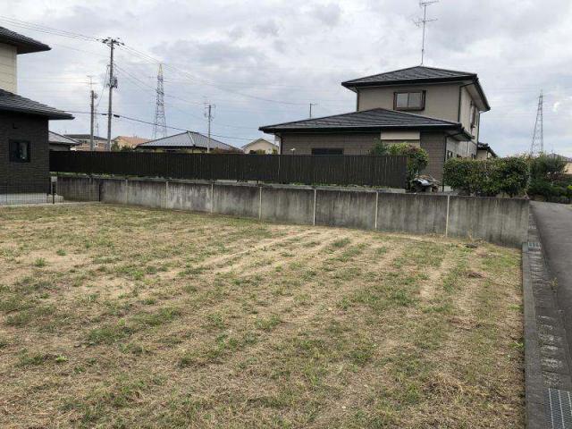 日和田町三河尻仮換地売地