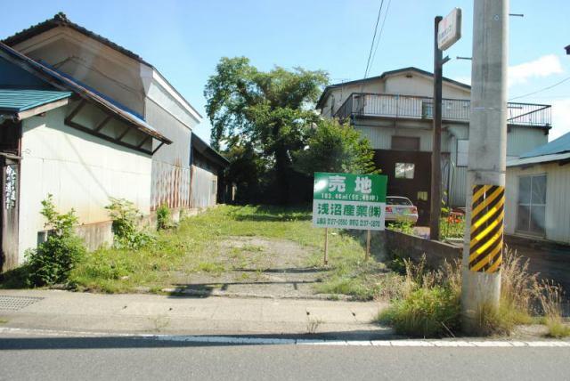 福島県会津若松市川原町の外観写真