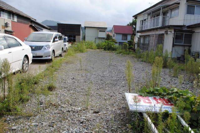 西会津町野沢 売地の外観写真