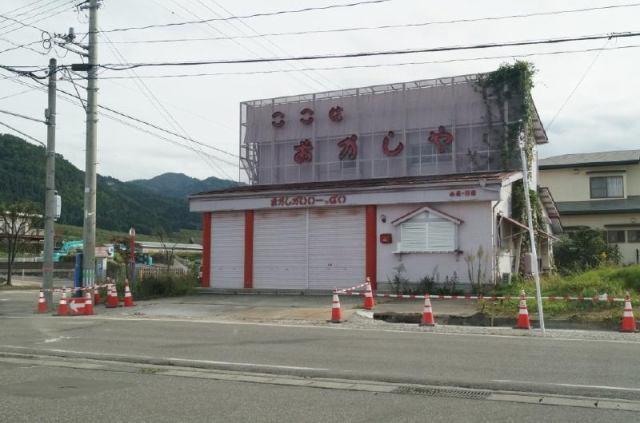 門田町石高売店舗の外観写真