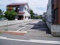 鈴木順子氏駐車場