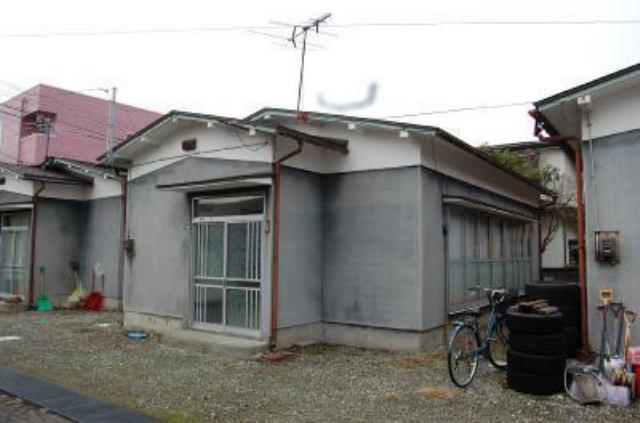 永島氏貸家(蚕養町)の外観写真