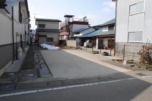 会津美里町高田甲貸家の外観写真