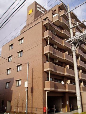 サンシティ会津日新町 407号室の外観写真