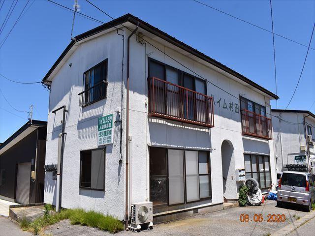 ハイム村田の外観写真