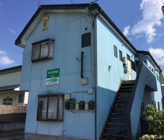 フジパレス荒久田の外観写真