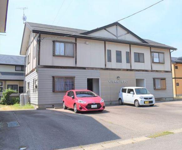 セジュールイシヤマC,D棟の外観写真