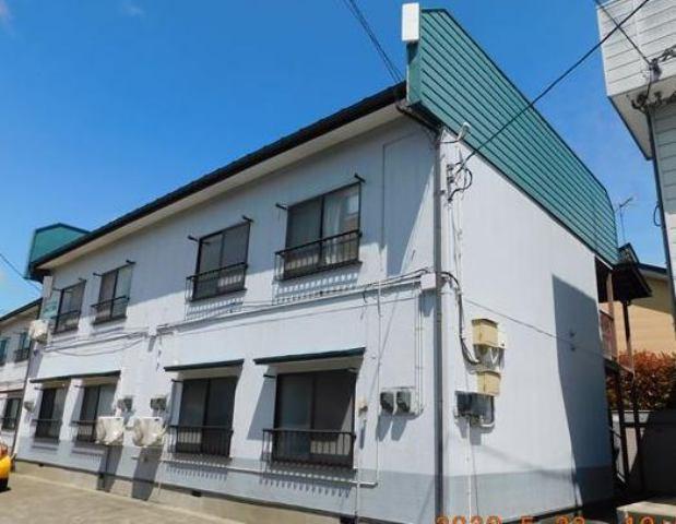 吉川アパートIの外観写真