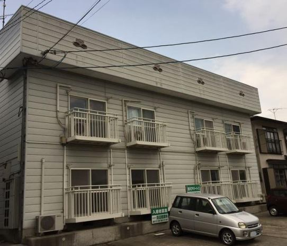 吉川アパートIIの外観写真