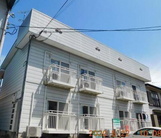 吉川アパートⅡの外観写真