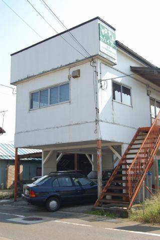 タケヤマハイツの外観写真