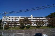 居合団地05棟の外観写真