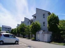 日吉団地7棟の外観写真