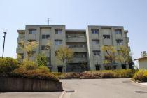 松長団地6棟の外観写真