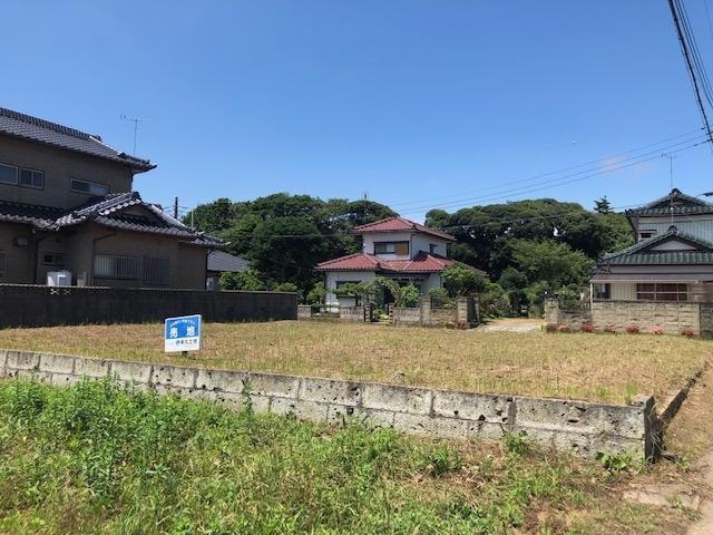 鹿嶋市大小志崎字砂子719番13の外観写真