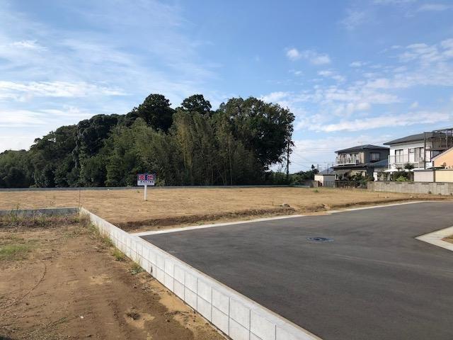 鹿嶋市佐田634-20Cの外観写真