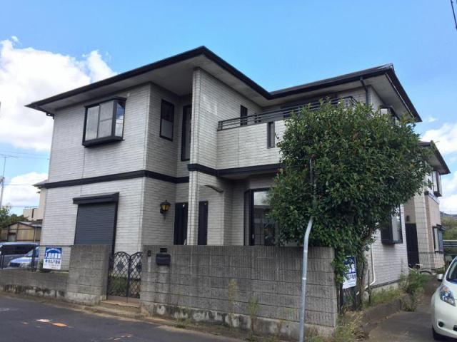 岩田邸の外観写真