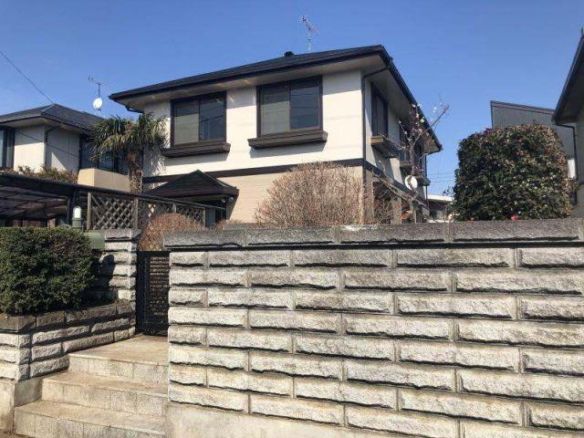 遠藤邸の外観写真