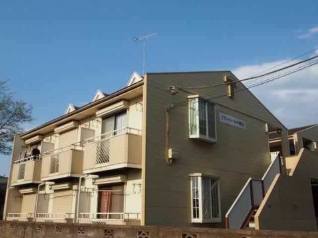 グランデュール小幡B棟の外観写真