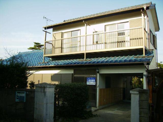 橋本邸の外観写真