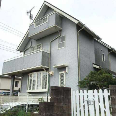 秋田邸の外観写真