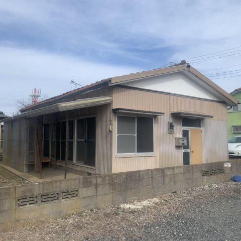 島田住宅の外観写真
