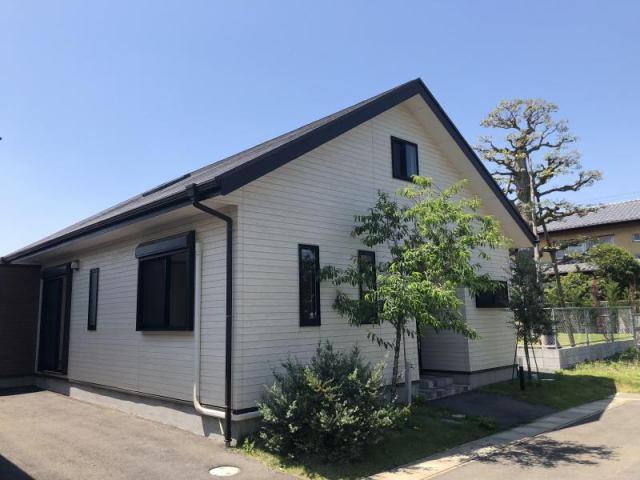 SHIROYAMA TERRACE B棟の外観写真