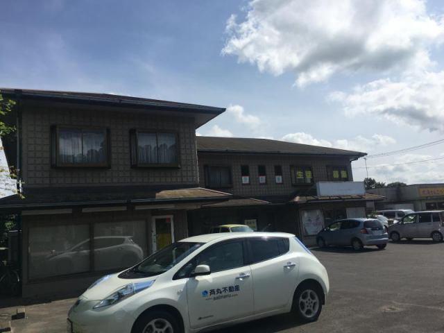 池田店舗の外観写真