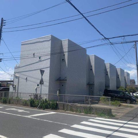 eco-casa  cube  神栖四丁目Iの外観写真