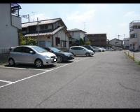 moーmoー駐車場の外観写真