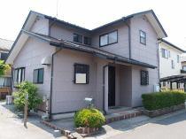 小山市横倉中古住宅の外観写真