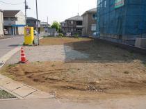 茨城県古河市上辺見の外観写真
