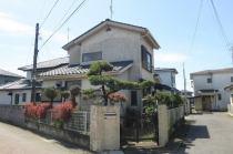 古河市中田 中古住宅の外観写真