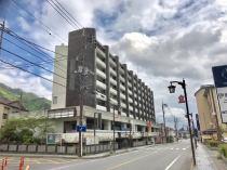 鬼怒川温泉マンションの外観写真