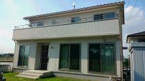 栃木市惣社町中古戸建の外観写真