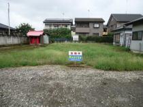 南飯田土地の間取り