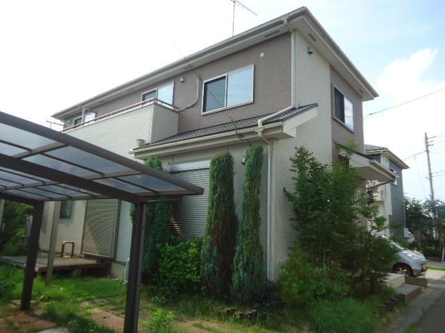 喜沢中古住宅の外観写真