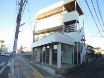 駅東コーポラスの外観写真