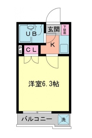 004号室